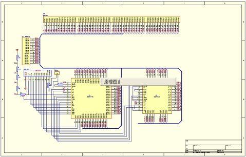 1602pcb及电子密码锁课程设计报告附图代码